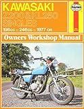 Kawasaki Z 200 and Kl 250 Owners Workshop Manual, 1977