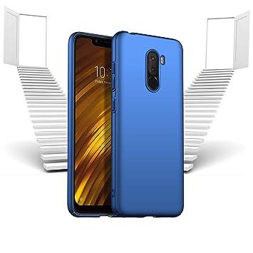 HUUH Funda Xiaomi Pocophone F1 Elegante y Simple Caja de teléfono ...