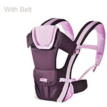 0050fc8f4b4 2-30 Months Baby Carrier Multifunctional Front Facing Baby Carrier Infant Sling  Backpack Pouch Wrap