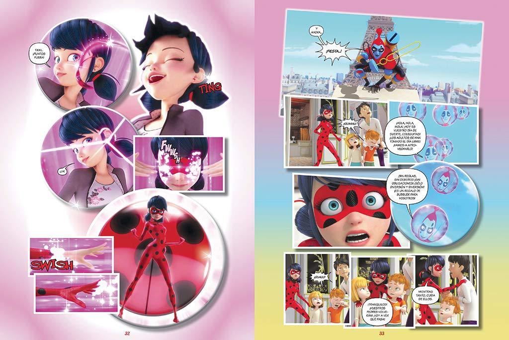 Amazon.com: Prodigiosa Ladybug, ¡El cumpleaños de Adrien ...