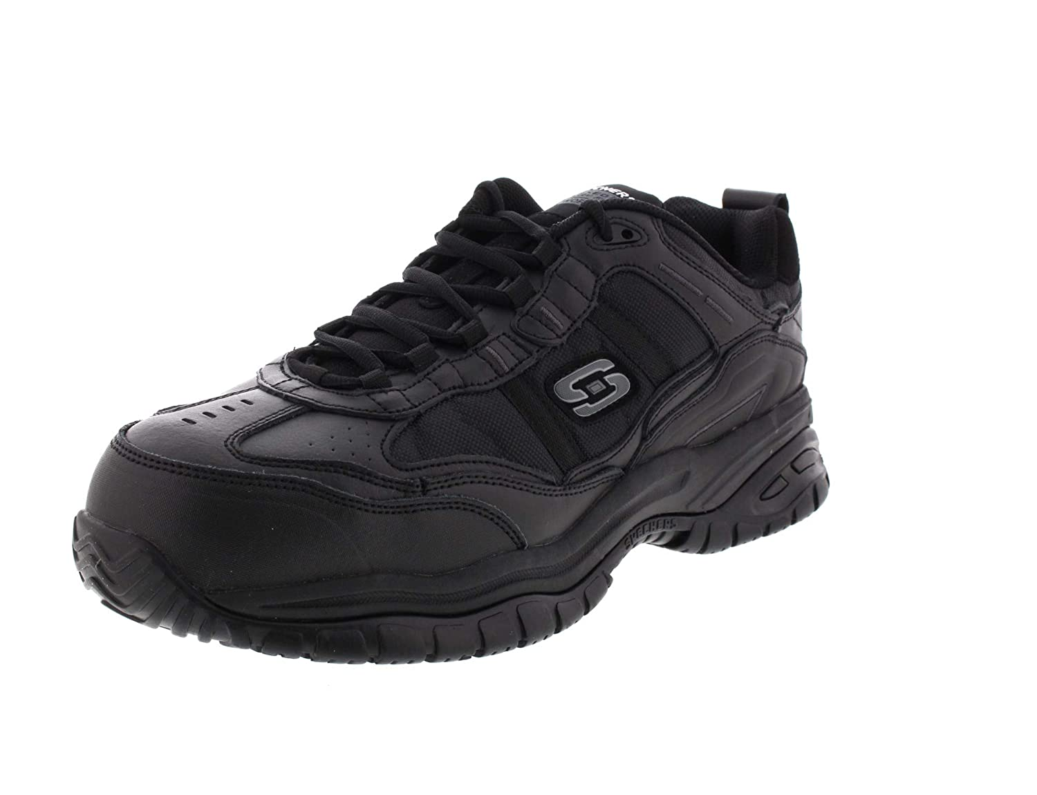 Zapato Industrial para Hombre Skechers Soft Stride Grinnel