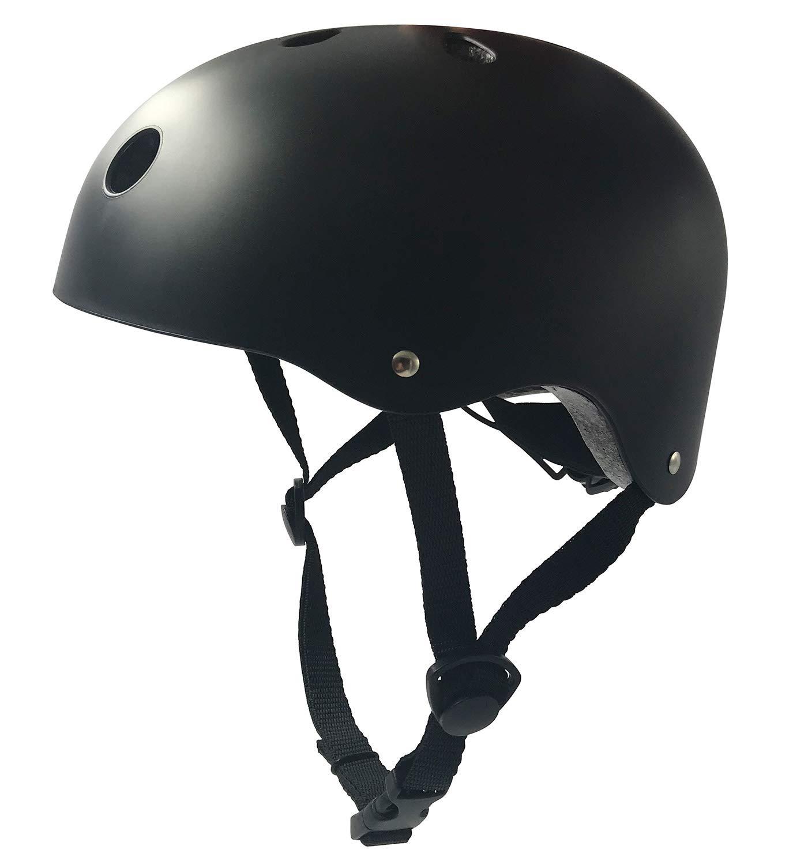 Casco para patín Casco multi-deporte - Resistencia al impacto Casco seguro con ventilación para multideportes Ciclismo Skateboard Patinete Patín ...
