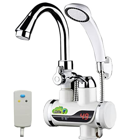 Mcc Electric Water Tap Instant Electric Tankless Water Heater Hot