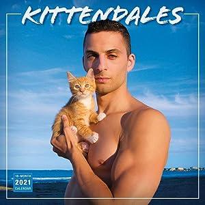 Sellers Publishing, 2021 Kittendales Wall Calendar