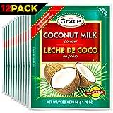 Grace Coconut Milk Powder, Pack of 12