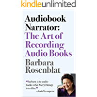 Audiobook Narrator: The Art of Recording Audio Books book cover