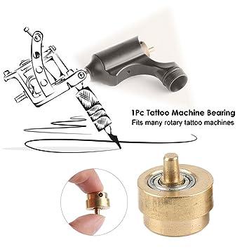 Amazon.com : 1Pc Rotary Tattoo Machine Brass Cam Wheel Bronze ...