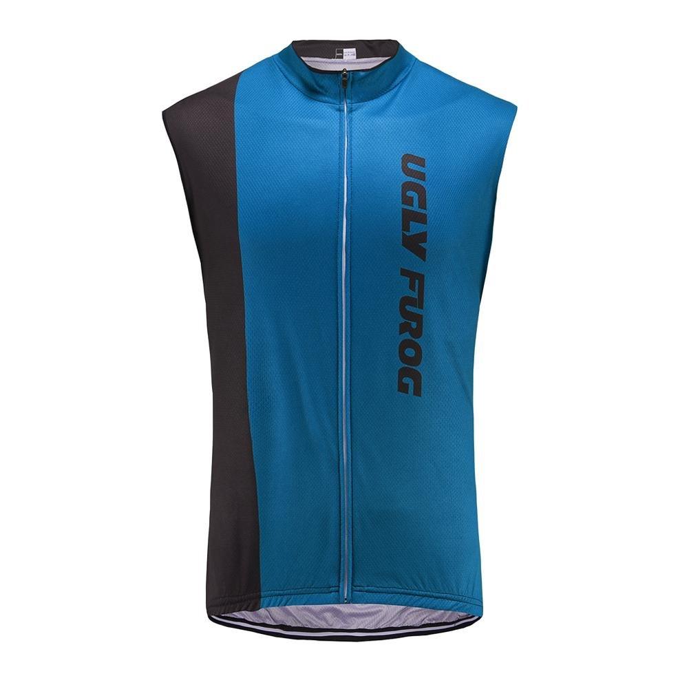 Uglyfrog Radsport Weste 2018 Sommer Herren Ärmellos Radsport Trikots & Shirts Bike Wear Sport Top Bekleidung TMJZ01