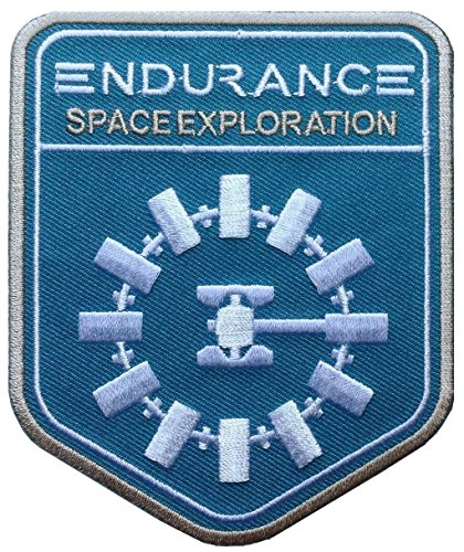 Hook Interstellar Movie Space Universe Endurance Crew Unifor