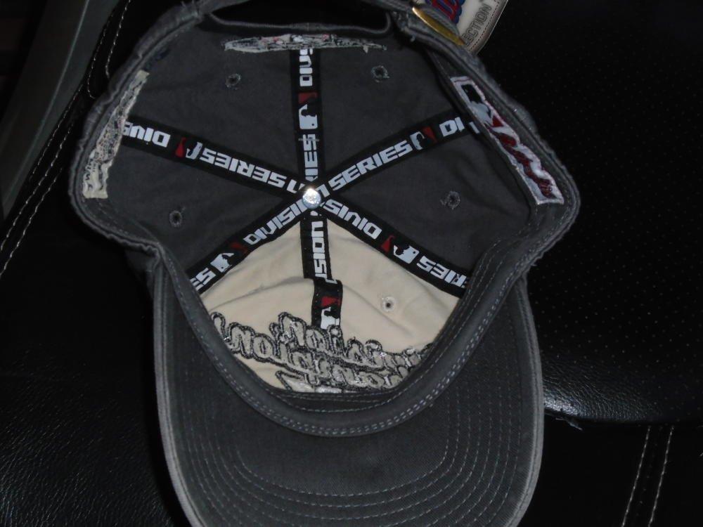 2007 ARIZONA DIAMONDBACKS DIVISION CHAMPIONS STRAPBACK ADJUSTABLE BASEBALL HAT BRAND NEW WITH TAGS