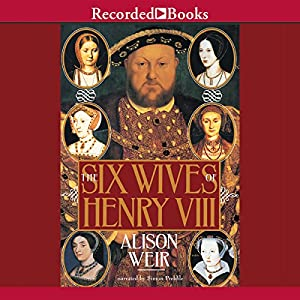 The Six Wives of Henry VIII | Livre audio
