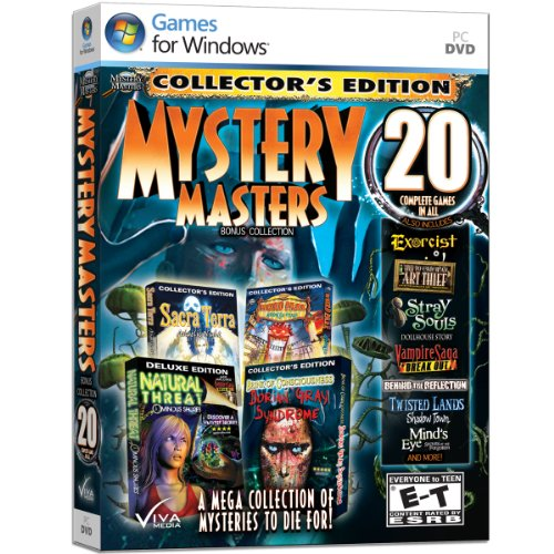 Mystery Masters: Bonus Collection - 20 Pack