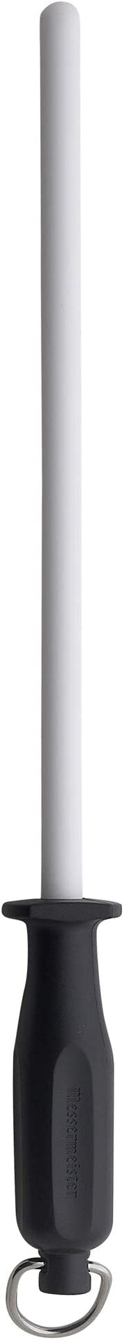 Messermeister Ceramic Rod Knife Sharpener, 12-Inch