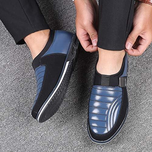 ビジネスシューズ メンズ 紳士靴 ワイルド スリッポン ローファー カジュアル 軽量 通気快適 ローカット 靴 防滑 履きやすい レトロなスタイル フォーマル 高級靴 通勤 通学 普段用 ウォーキングシューズ 冠婚葬祭就活ドレス シューズ