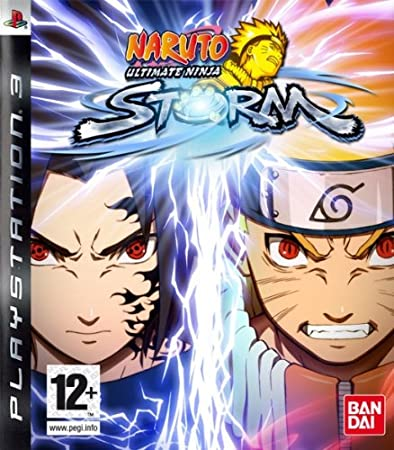 Amazon.com: Naruto: Ultimate Ninja Storm (PS3): Toys & Games