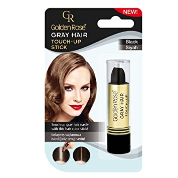 5f59f4738c2 Amazon.com   Golden Rose Gray Hair Touch-up stick - Black   Beauty