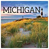 2020 Michigan Wall Calendar