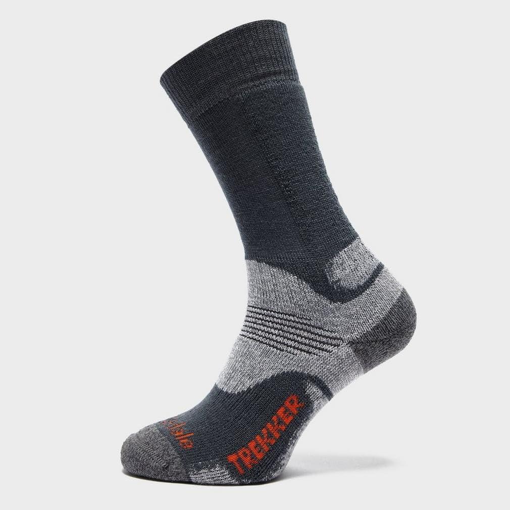 Bridgedale Mens Endurance Trekker Socks