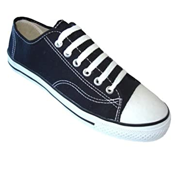 Mens Classic Canvas Lace Up Shoes Sneakers 4 Colors Available | Fashion Sneakers