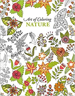 Amazon Art Of Coloring Nature
