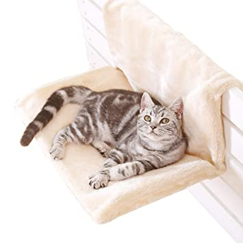 Authda Radiador de Cama Desmontable para Mascotas Gatos Perros Hamacas Radiadores y Cuna Para Mascotas Pequeñas