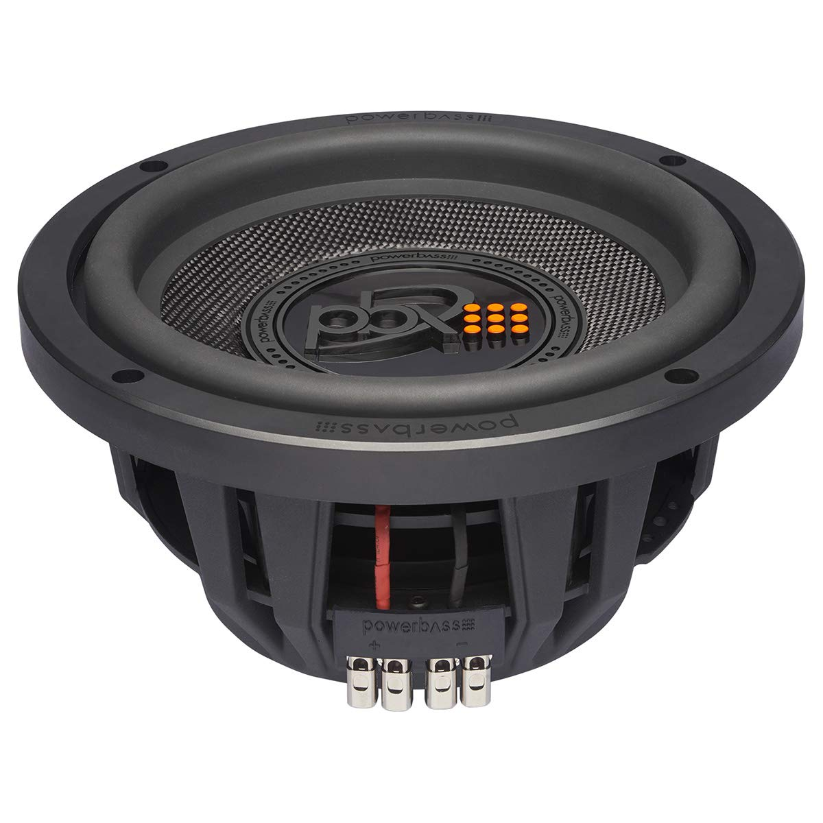 PowerBass 2XL Series 10 Compact Dual 4-Ohm Subwoofer