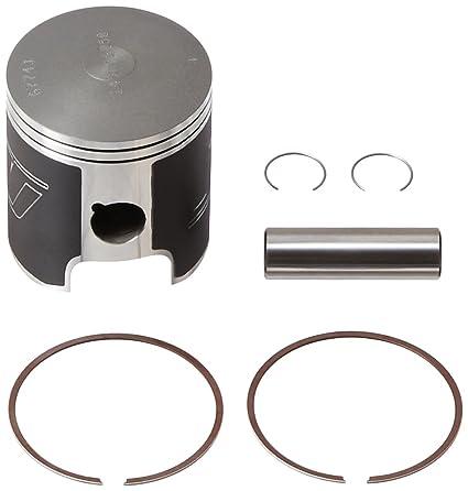 K129 64.0/mm 2/Temps Moto Top End kit de Piston WISECO