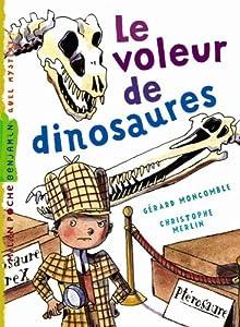 """Afficher """"Les Enquêtes fabuleuses de FFF, le fameux Félix File-Filou n° 1<br /> Le Voleur de dinosaures"""""""