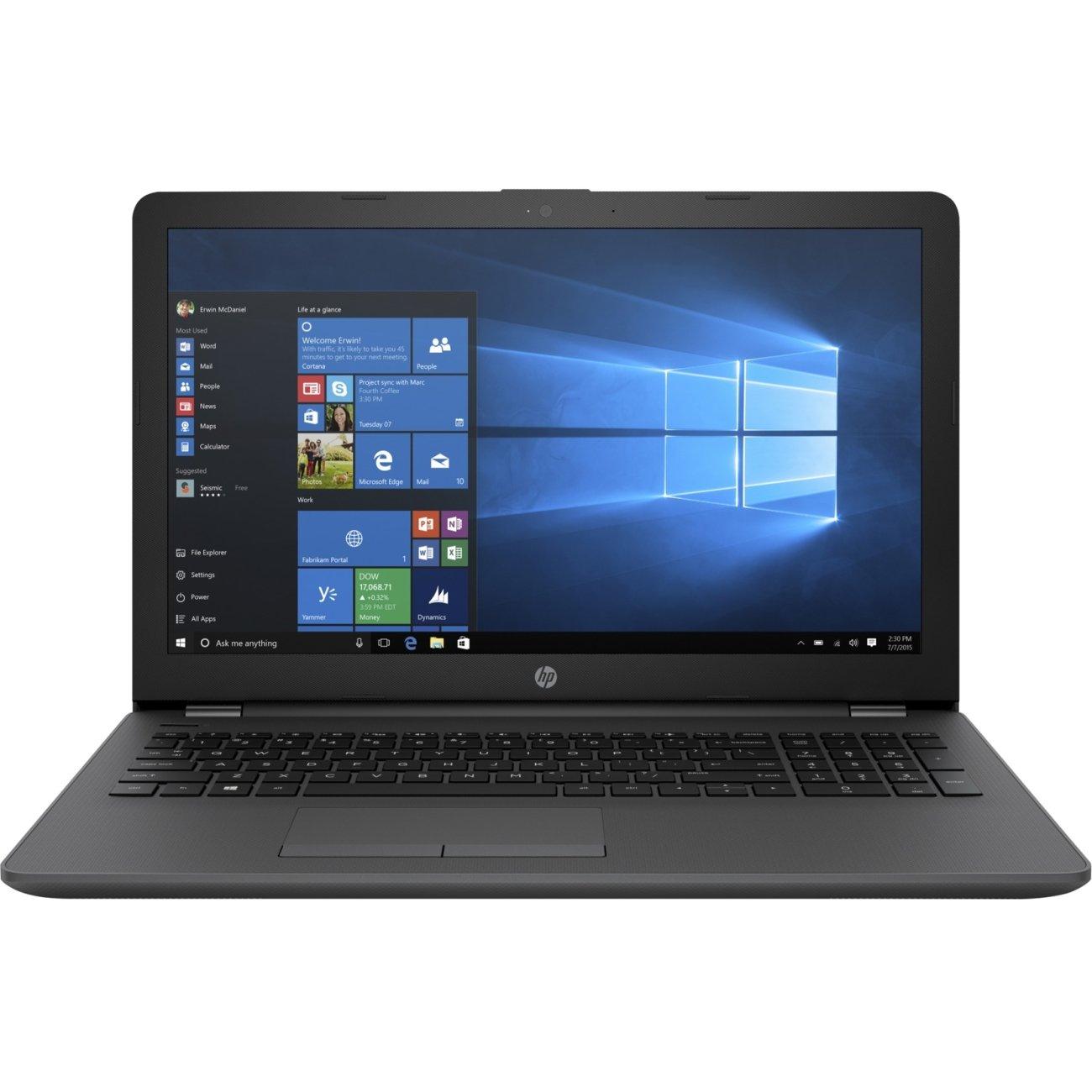 "Amazon.com: HP 255 G6 15.6"" LCD Notebook - AMD E-Series - 4 GB - 500 GB HDD  - Windows 10 Home 64-bit (English) (1LB15UT): Computers & Accessories"