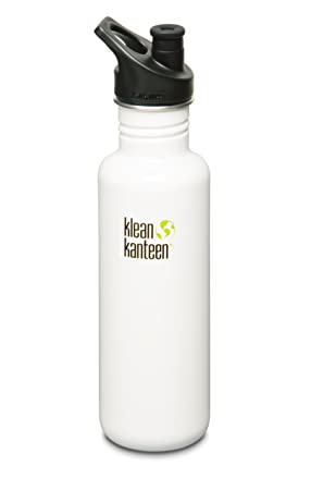 Klean Kanteen - Botella deportiva de tapón clásico en acero ...