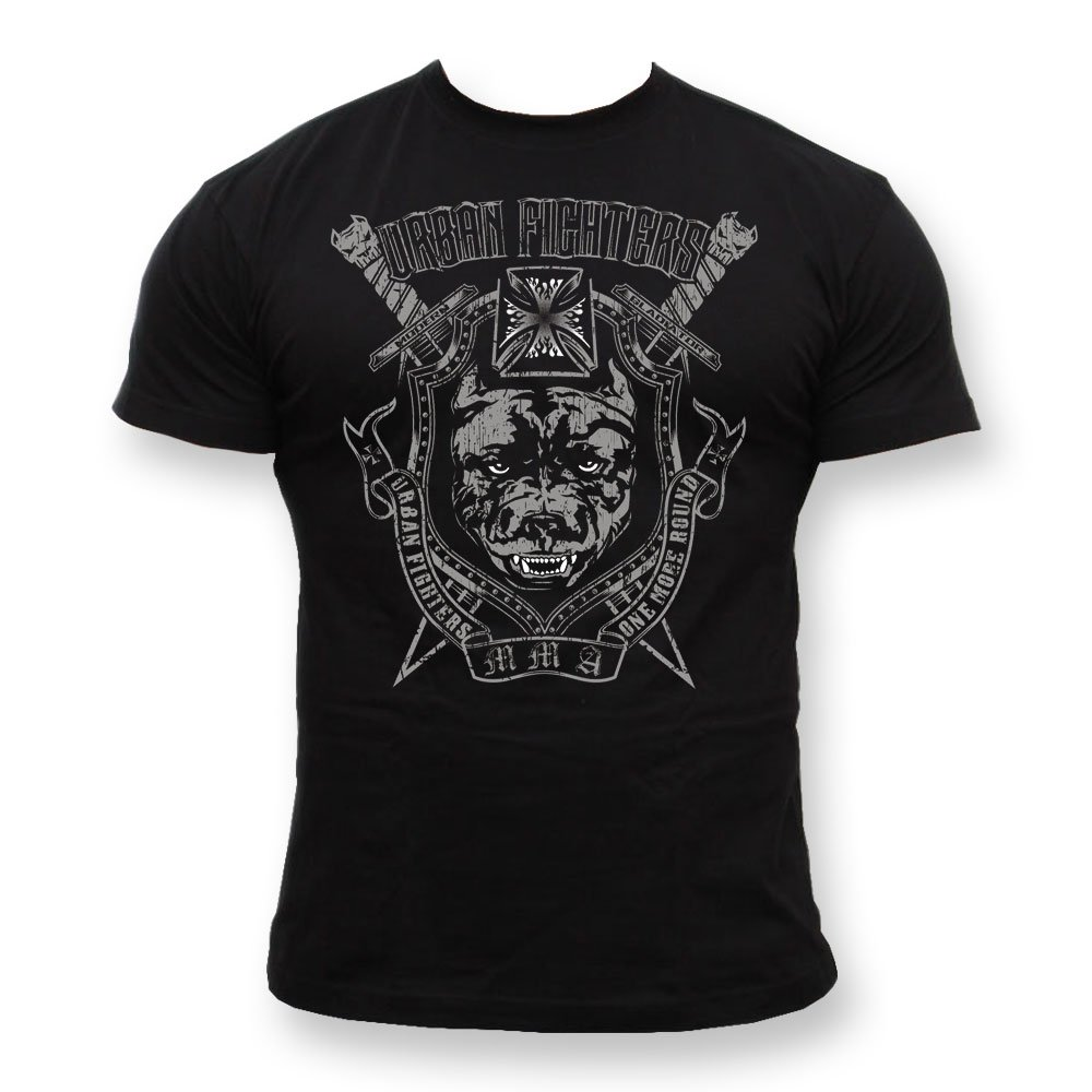 Dirty Ray MMA Urban Fighters camiseta hombre K56