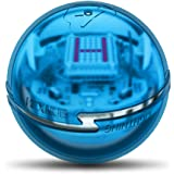 Hexnub Lightning Cover for Sphero Bolt Coding Robot Ball Toy Protect Your Kids Stem Toys Increase Traction Enhance Gameplay Three Awesome Colors - Blue