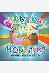 Chanukah Monsters (Jewish Monsters) (Volume 2) Paperback