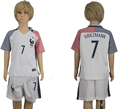 2016 2017 Super Popular Francia 7 Antoine Griezmann Away para ...