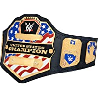 $319 » WWE Authentic Wear United States Championship Replica Title Belt (2014)