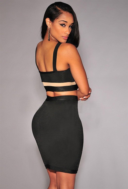 Vestidos Ropa De Moda Para Mujer De Fiesta y Noche Elegante at Amazon Womens Clothing store: