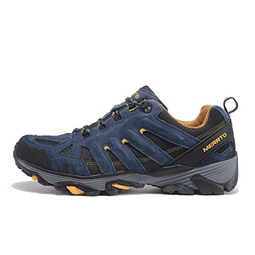 Men's Outdoor Hiking Shoes (10 Blue)