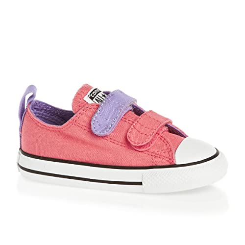 cc0cc0ef8c35b9 Converse All Star Girls Toddler Girls US Size 8 Pink Textile Sneakers  Shoes  Amazon.ca  Shoes   Handbags