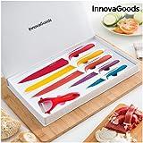 Compra Cecotec 9680041275 Set de Cuchillos, Negro en Amazon.es