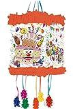 Verbetena–Cartoon piñata Sweet party, 20x 30cm (012600096)