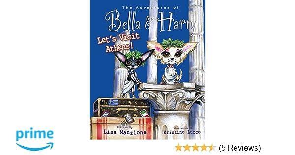 Let's Visit Athens!: Adventures of Bella & Harry: Lisa