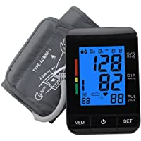 XREXS Upper Arm Blood Pressure Monitor Automatic BP Monitor