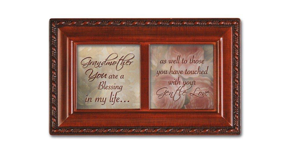 最安値挑戦! 祖母Blessing in in My Life Woodgrain Cottage Garden小柄音楽ボックスPlays 祖母Blessing Wind Woodgrain Beneath Wings B0090R9MQ2, オオハルチョウ:b70d7417 --- svecha37.ru
