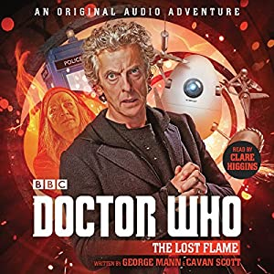 Doctor Who: The Lost Flame Hörbuch