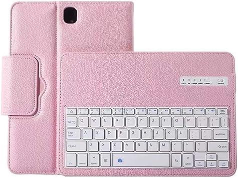 Glowjoy - Funda con Teclado para Samsung Galaxy Tab S3 T820 ...