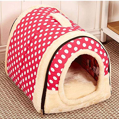 MARIS Cozy 2in1 Pet House and Sofa, Indoor Portable Foldable Dog Room Cat Bed,403C,XL