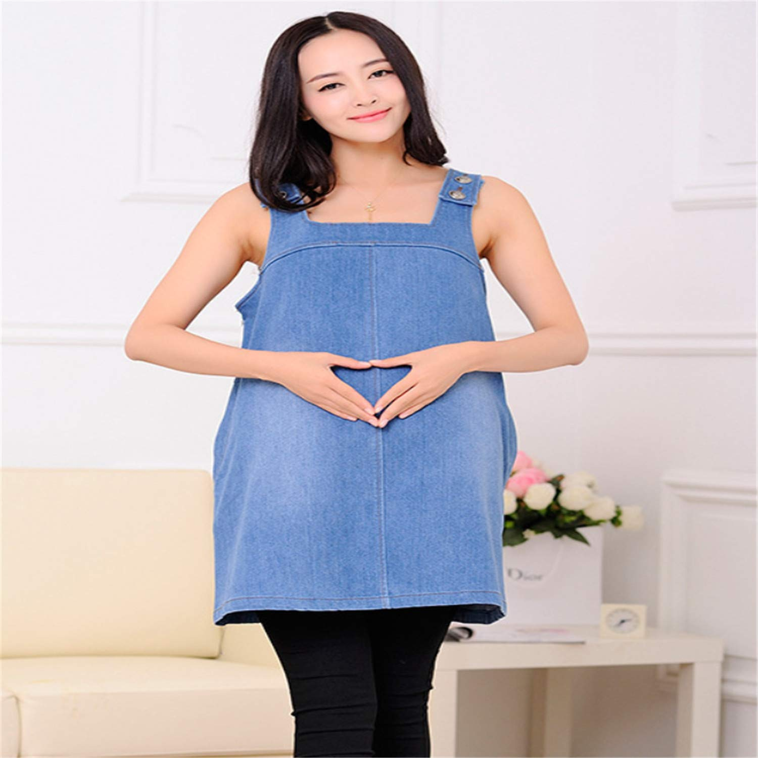 Radiation Predection Apron for Pregnant,Radiation Predection Vest Silver Fiber Shirt Radiation Predection Skirt Four Seasons,360° Shielding Radiation