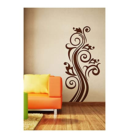 Amazon.com: Dailinming PVC Wall Stickers Large living room ...
