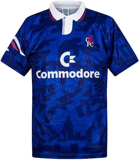 Chelsea 1992 Home Shirt