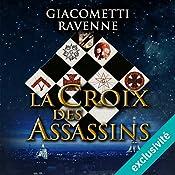 La croix des assassins (Antoine Marcas 4) | Éric Giacometti, Jacques Ravenne